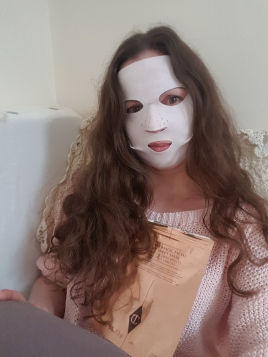 My and facial dry sheet mask from Charlotte Tilbury.