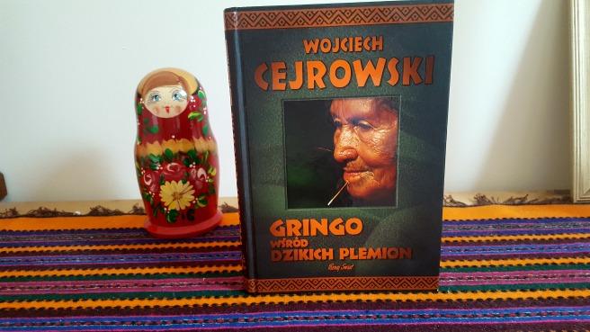 """W. Cejrowski """"Gringo wśród dzikich plemion""""."""