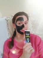 Revuele Black Mask pro-collagen