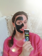 Revuele Black Mask pro-collagen