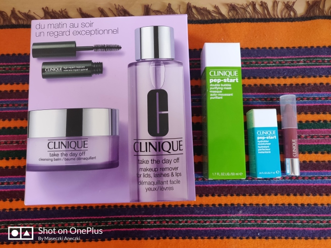 Take the day off cleansing balm from Clinique