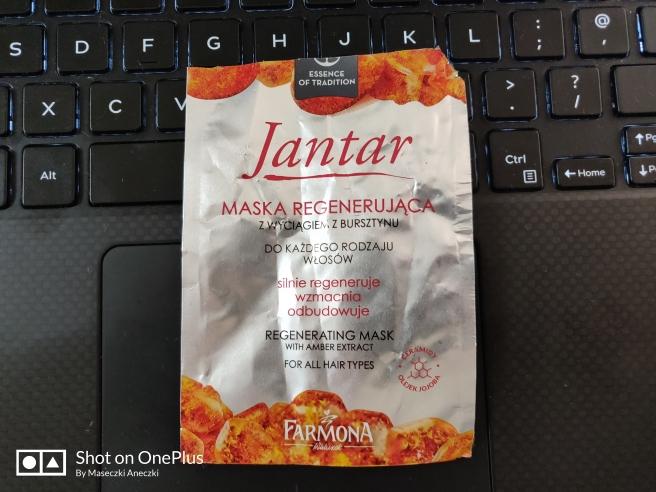 Jantar Hair Mask