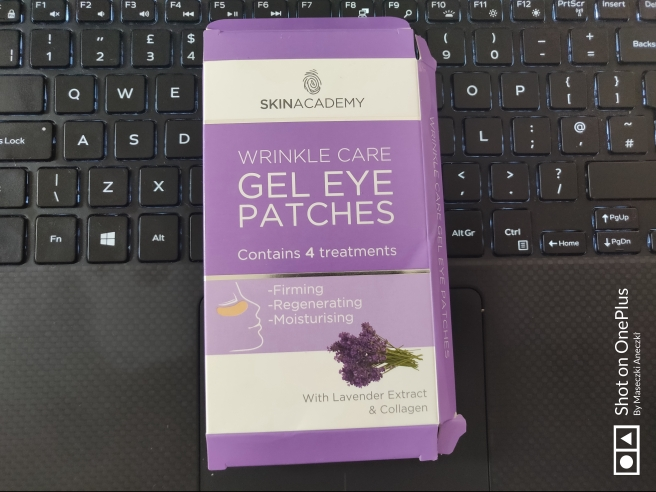 Skin Academy Gel Eye Patches