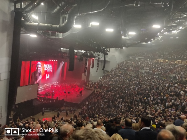First Direct Arena inside