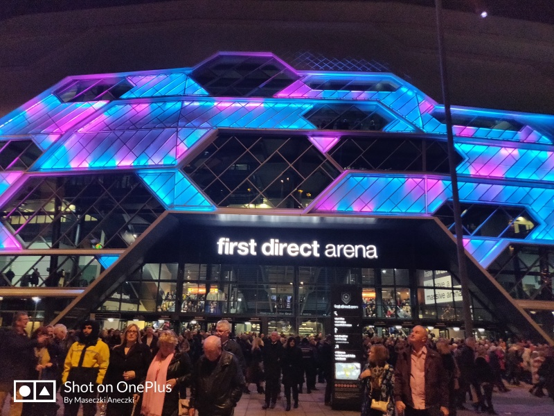 First Direct Arena 1